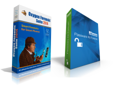 Oxygen Forensic® Suite Passware Edition